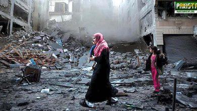 Photo of غزہ میں اسرائیلی جنگی جرائم کے تباہ کن اثرات