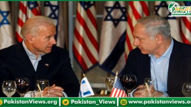 Photo of امریکی صدر کا اسرائیلی وزیراعظم سے ٹیلی فونک رابطہ