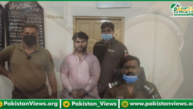Photo of خواتین کو ہراساں کرنے پر پولیس نے معروف پاکستانی ٹک ٹاکر کو گرفتار کرلیا