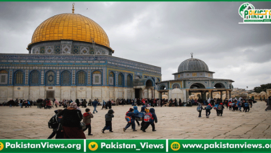 Photo of اسرائیل ایک بار پھر بربریت پر اتر آیا،ایک بار پھر مسجدالاقصیٰ میں نمازیوں پر شیلنگ