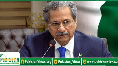 Photo of وفاقی وزیر تعلیم شفقت محمود کا کورونا ٹیسٹ مثبت آگیا