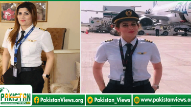 Photo of آزاد کشمیر کی پہلی خاتون پائلٹ مریم مجتبیٰ کی کہانی