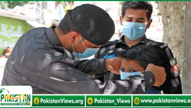 Photo of کراچی: گھر سے باہر ماسک کے بغیر نکلنے والے شہریوں پر بھاری جرمانہ عائد