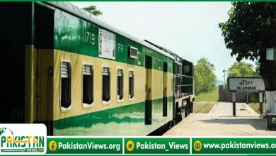 Photo of ریلوے مسافروں کے لیے خوش خبری