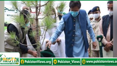 Photo of وزیراعظم عمران خان نے10بلین ٹری سونامی پروگرام تقریب میں شرکت کی