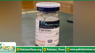 Photo of پاکستان میں تیار کورونا ویکسین کا عام استعمال ، بڑی خبر آگئی