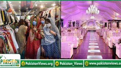 Photo of مارکیٹوں کے اوقات کار اور شادی ہالز کی بندش سے متعلق اہم خبر ، کراچی