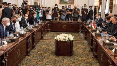 Photo of اسرائیل کے وزیر خارجہ گابی اشکینازی نے مصر میں اپنے ہم منصب سے ملاقات