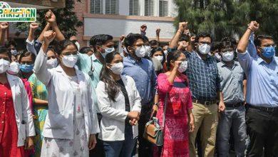 Photo of بھارت میں ہزاروں ڈاکٹروں نے مستعفی ہونے کا اعلان کردیا