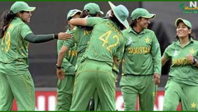 Photo of قومی خواتین کرکٹ ٹیم کے دورہ ویسٹ انڈیز کا اعلان