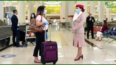 Photo of امارات کی فضائی سفری پابندیوں میں نرمی
