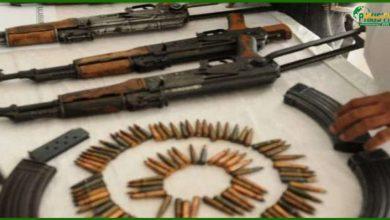 Photo of وزیرستان ہتھیار اسمگل کرنےکی کوشش ناکام