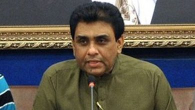Photo of پیپلز پارٹی کی حکومت ڈائن ہے : خالد مقبول