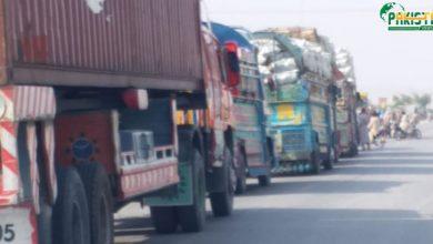 Photo of احتجاج کے باعث چمن شاہراہ تیسرے روز بھی بند