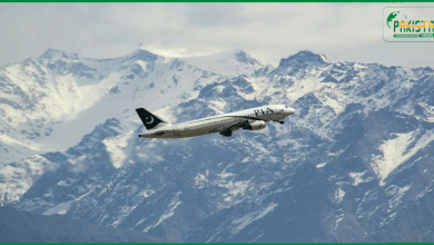 Photo of پی آئی اے کی پہلی ایئر سفاری پرواز اسلام آباد سے روانہ