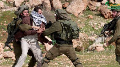 Photo of فلسطینی سکیورٹی فورسز اور صیہونی فوجیوں کے درمیان تصادم