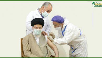 Photo of ایران کے سپریم لیڈر آیت اللہ علی خامنہ ای نے ایرانی ویکسین لگوالی