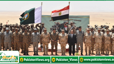 Photo of پاکستان اور مصر کی 2ہفتے تک جاری رہنے والی مشترکہ ایئرڈیفنس مشقیں اختتام پذیر