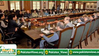 Photo of وفاقی کابینہ کے اجلاس میں ملکی سیاسی، معاشی واقتصادی صورتحال کا جائزہ