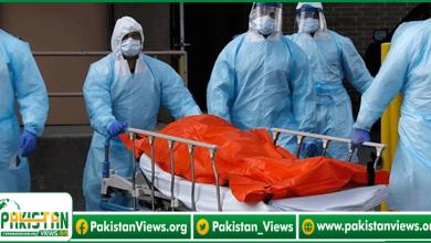 Photo of گزشتہ 24 گھنٹوں کے دوران کرونا وائرس کے 77 مریض کی اموات