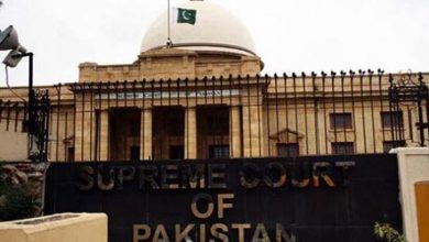 Photo of کراچی رجسٹری میں سندھ کی زمینوں کا ریکارڈ کمپیوٹرائزڈ کرنے سے متعلق کیس کی سماعت