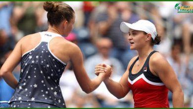 Photo of ایشلے بارٹی اور پیلسکووا ومبلڈن ٹینس  کے فائنل میں