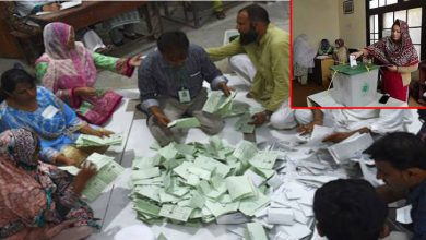 Photo of آزادکشمیر: ووٹوں کی گنتی جاری،نتائج آنا شروع ہوگئے
