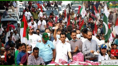 Photo of ایم کیو ایم سندھ حکومت کی پالیسیوں کے خلاف آج ریلی نکالے گی