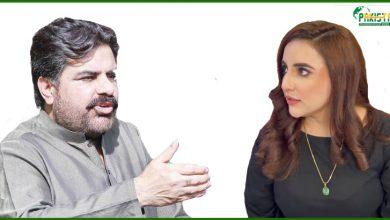 Photo of ہمارے معاشرے میں ماں بیوی بہن بیٹی کا بہت احترام ہے :  ناصر حسن شاہ