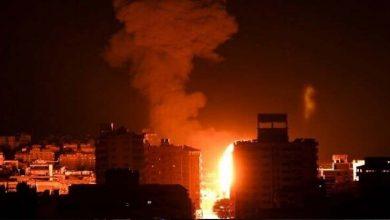 Photo of اسرائیل کے جبگی طیاروں نے سیز فائر کے بعد تیسری بار غزہ کی پٹی پر شدید بمباری کی