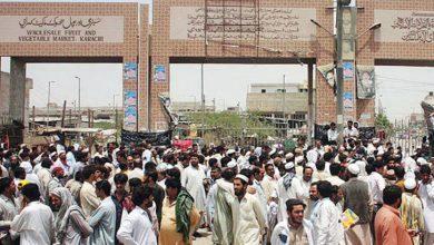 Photo of ویکسین نہ لگوانے والے شہریوں پر سبزی منڈیوں میں داخلہ پر پابندی