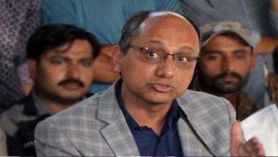 Photo of وزیر تعلیم سندھ  سعید غنی کو فوری ہٹانے کا مطالبہ