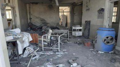 Photo of ہلمند میں فضائی اور راکٹ حملوں میں ایک اسکول اور کلینک بھی تباہ ہوگیا