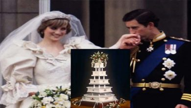 Photo of لیڈی ڈیانا اورچارلس کی شادی کے 40 سال بعد کیک کی نیلامی