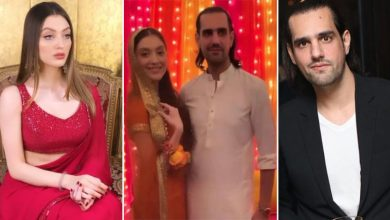 Photo of ماڈل نیہا راجپوت اور شہباز تاثیر شادی کے بندھن میں بندھ گئے