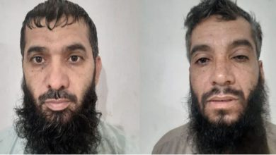 Photo of داعش سے تعلق رکھنے والے 2 دہشت گرد گرفتار
