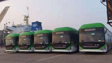 Photo of گرین لائن منصوبے کی  40 بسیں پاکستان پہنچ گی