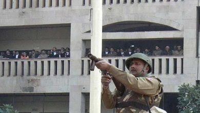 Photo of نئی دہلی کی عدالت میں فائرنگ سے 3 افراد ہلاک اور متعدد زخمی ہوگئے