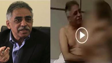 Photo of سابق گورنر سندھ محمد زبیر کی غیر اخلاقی ویڈیو سوشل میڈیا پر وائرل