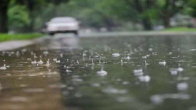 Photo of کراچی کے مختلف علاقوں میں بارش کا سلسلہ شروع