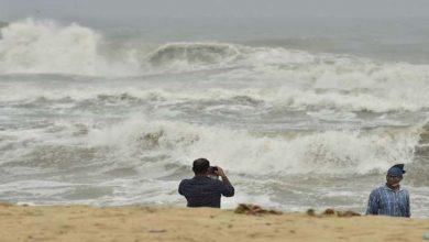 Photo of ہوا کا کم دباؤ شدت اختیار کر کے سمندری طوفان میں تبدیل ہونا شروع ہو گیا