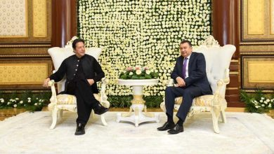 Photo of وزیرِاعظم عمران خان دو روزہ دورے پر تاجکستان کے دارالحکومت دوشنبے پہنچ گئے