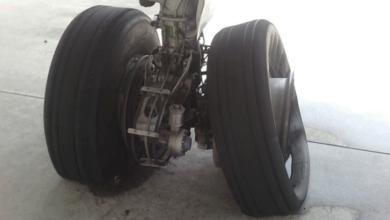 Photo of رن وے پر طیارے کا ٹائر پھٹ گیا تحقیقات شروع