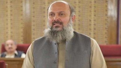 Photo of وزیراعلیٰ بلوچستان جام کمال خان کے خلاف تحریک عدم اعتماد آج پیش کی جائے گی